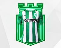 Nike Football - Nacional Kit 2016
