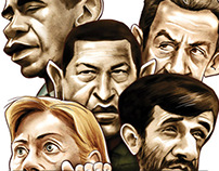 Editorial Caricatures
