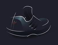 Adidas Dark Concept