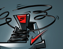 Nike Cartoon