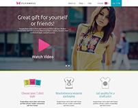 Fluxmall - Web / App Design