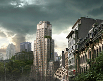 Old concept art & Matte Painting