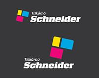 Schneider Prints | Logo