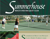 Summerhouse Beach & Racquet Club: Rack Card