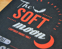 CIRCOLO DEGLI ARTISTI | The Soft Moon Live Flyer