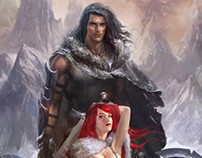 Conan and Sonya