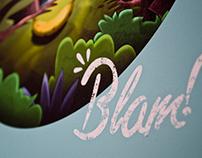 BLAM LP cover