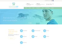 Website Dental Vip | UX/UI