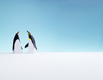 Portuguese Paper Pinguins