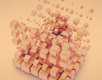"""Five Second Project """"Nothing But Cubes"""""""