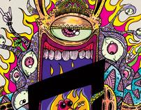 SWU MUSIC AND ARTS FESTIVAL - ilustrações diversas