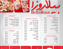 Bellarosa - Buffet Menu