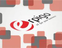 Erpigo - logo&web design