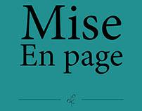 Chapitre Mise en page