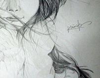 [Sketching]Girl