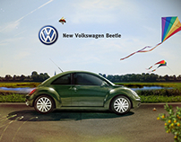 VW Beetle TVC