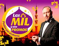 """Campaña premio ilusión """"Las Mil y una promos"""""""