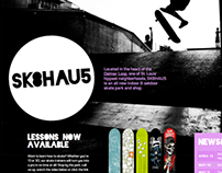 SK8HAU5 Park and Shop