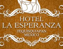 HOTEL LA ESPERANZA . Queretaro, México