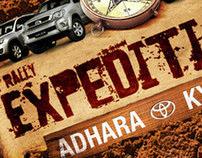 Hotsite - Rally Toyota