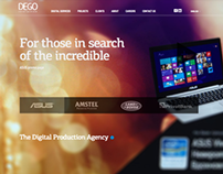 Digital Production Agency DEGO Interactive