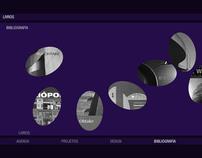 Web portfolio - Ruy Ohtake