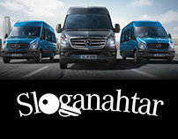 Sloganahtar for Mercedes-Benz