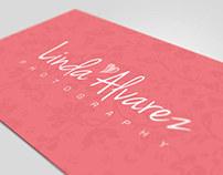 Linda Alvarez  -  Logotipo