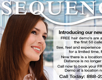 Sequence Hair Email Marketing