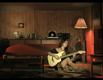 "Video Edition & VFX: Sarah Packiam ""Lucky Girl"""