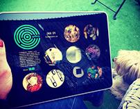 O Gallery App Vol. 1 for iPad