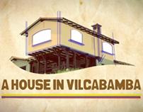Conalba- A house in Vilcabamba