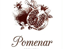 Logo & Label for Pomegranate Wine