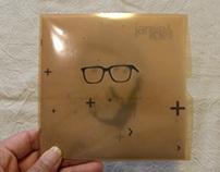 Diseño de CD single. Jamie Lidell