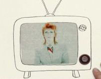 Bowie in pieces-Traler