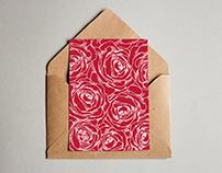 Valentine's postcards