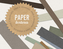 Free Seamless Paper Textures
