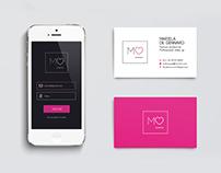 Mariela De Gennaro / Branding - Web