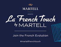 Martell La French Touch Launch