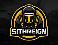 SithReign Mascot Logo Design