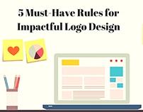Rules for Impactful logo design