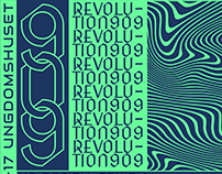 Revolution 909 Event Banners