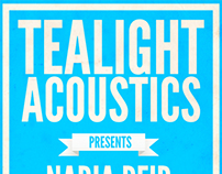 Tealight Acoustics - July '11
