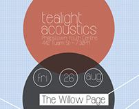 Tealight Acoustics - August '11