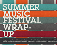 Summer Music Festival Wrap Up