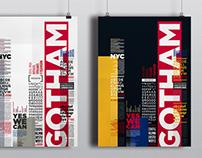 Gotham Specimen