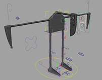 3D Character Technical Direction (rigging)