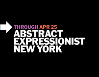 Abstract Expressionist New York