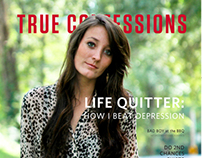 True Confessions Redesign