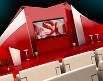 Stage Design (freelance)